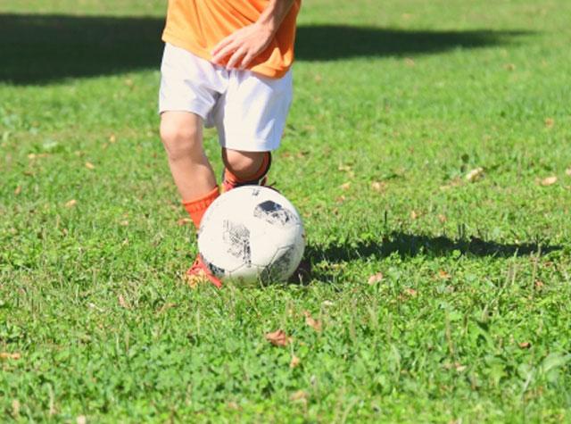 サッカー活動